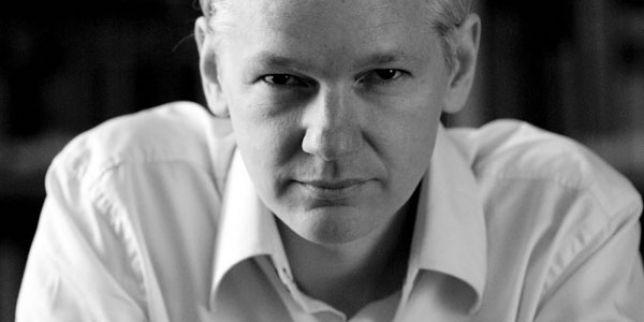 Julian Assange, fundador y director de WikiLeaks