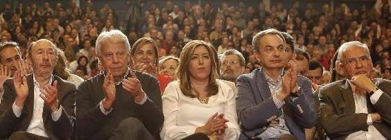 La España desesperada y sin salida en política