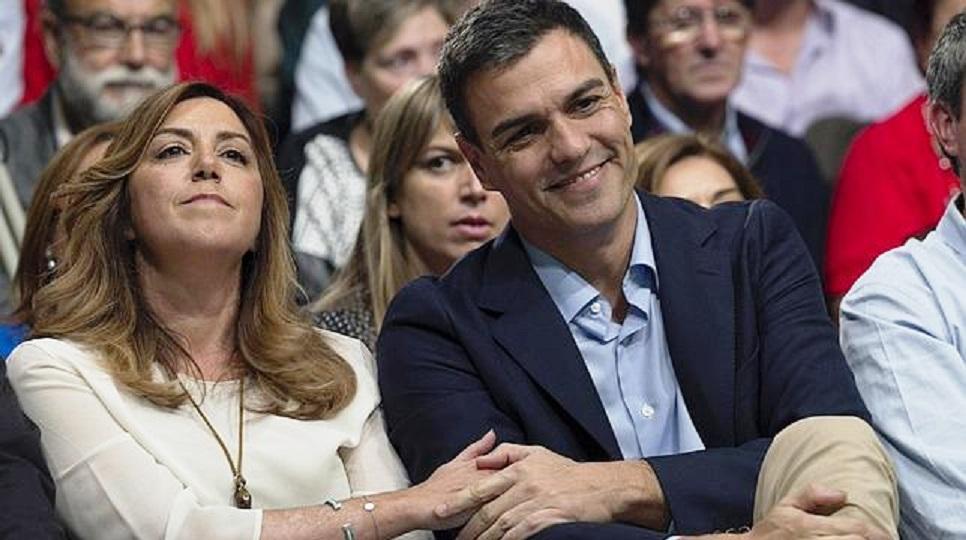 Susana Díaz podría no presentarse a las primarias