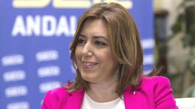 Susana presenta hoy su candidatura, muy lastrada por la corrupción y otros dramas