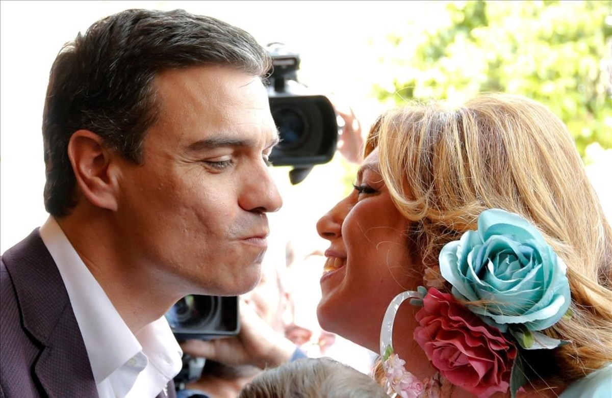 España avanza hacia Venezuela