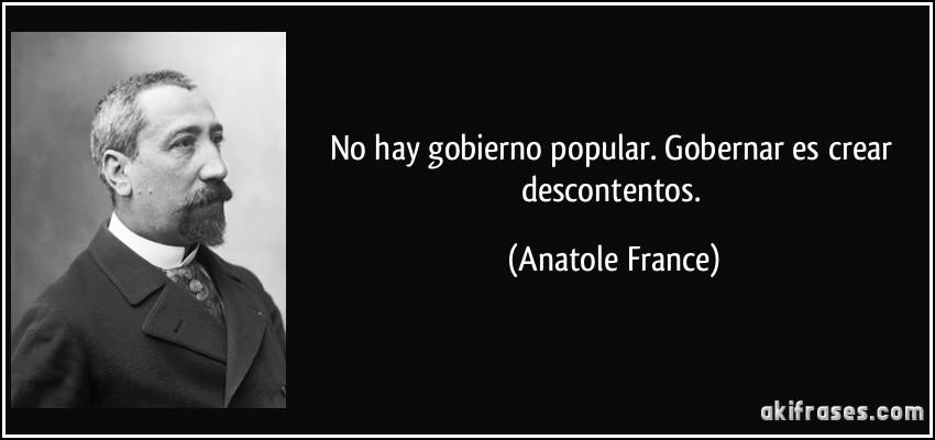 España, el país de los descontentos