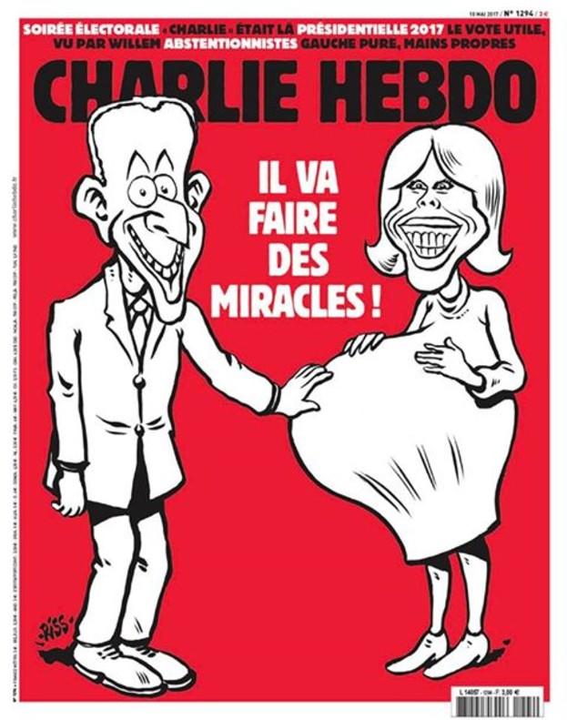 Macron quiere hacer milagros porque esa es la verdadera política