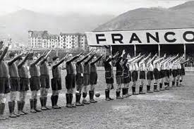 Barsa y Atlético de Bilbao en 1940