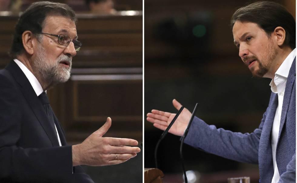 Moción de Censura: Los padres y los hijos se pelean en Las Cortes