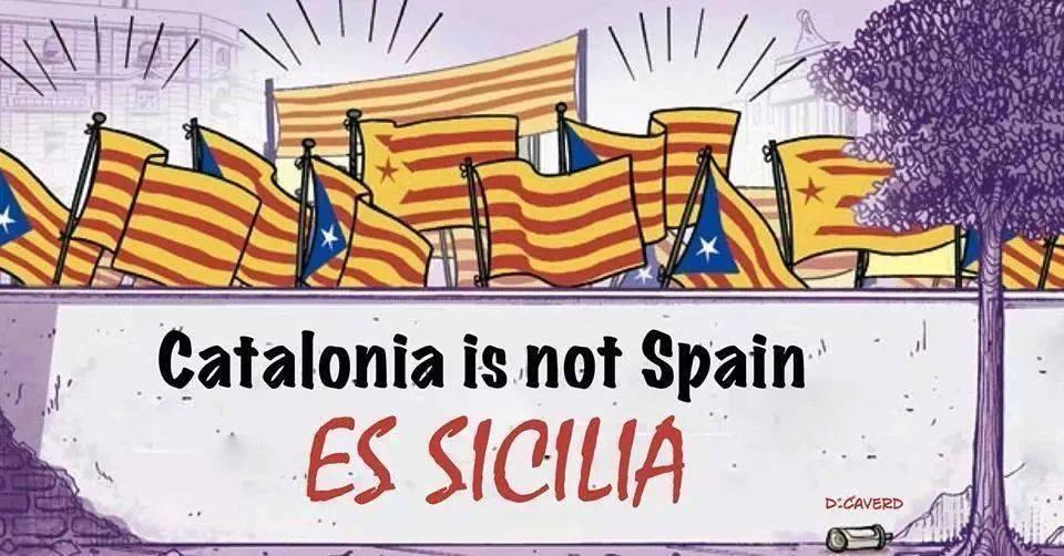 """Cataluña: """"Sangre, sudor y lágrimas"""""""