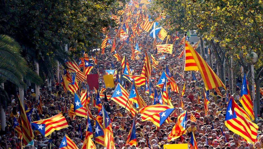 """La """"Diada del odio"""" y el voto, gran fracaso de la democracia"""
