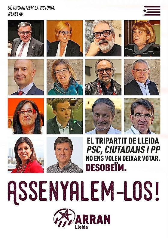 El nazismo llega a Cataluña