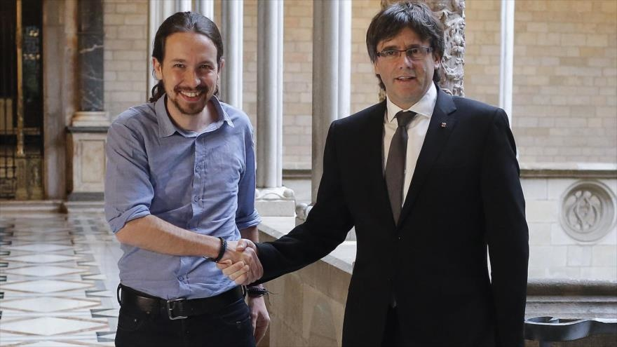 ¿ES PODEMOS UNA AMENAZA PARA LOS INTERESES DE ESPAÑA?