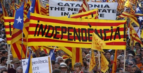 No todo es miserable en el independentismo, que tiene cosas admirables