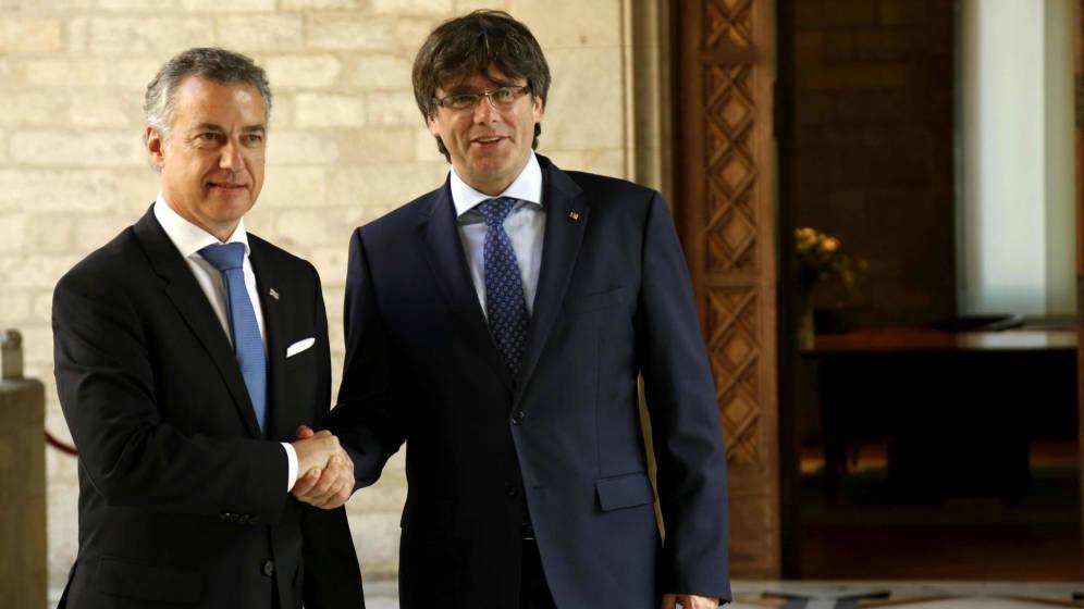 Unidos por el rechazo a España