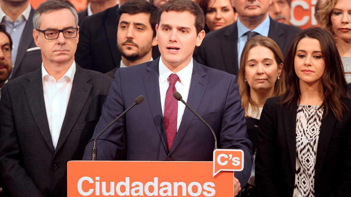 Ciudadanos se perfila como partido dominante en España
