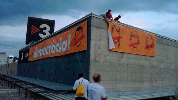 La solución del problema catalán pasa, necesariamente, por la clausura de TV3