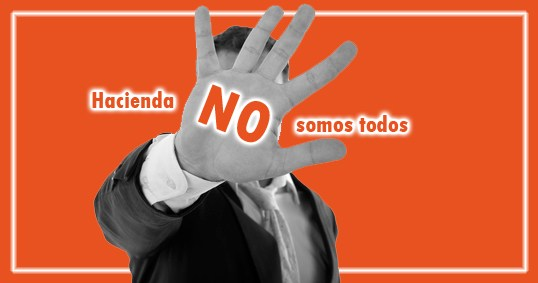 En España, Hacienda ya no somos todos