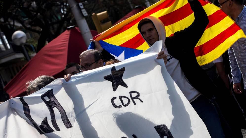 Los independentistas y sus secuaces deben empezar a sentir miedo