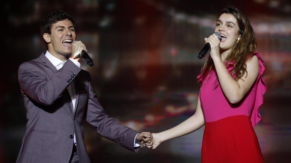 Amaia y Alfred, la pareja antiespañola en Eurovisión 2018