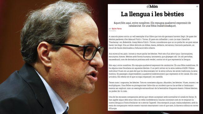 España pide a gritos un 155 pleno, valiente y constitucional
