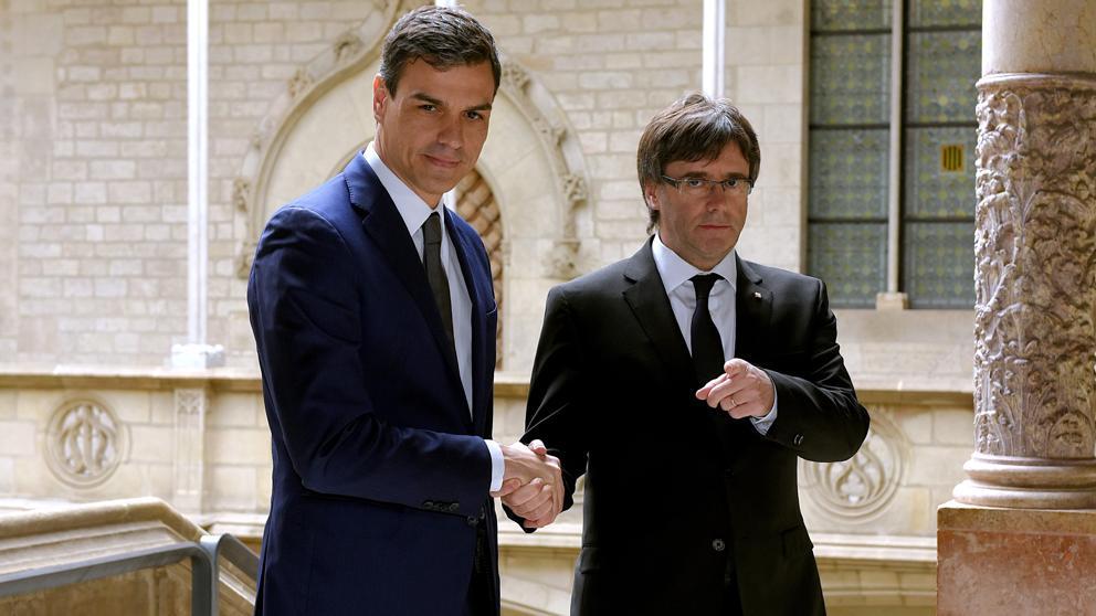 La izquierda española, fascinada y abducida por el nacionalismo