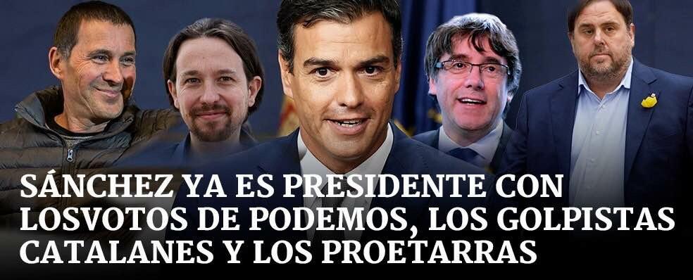 En las manos de esta pandilla está el destino de España