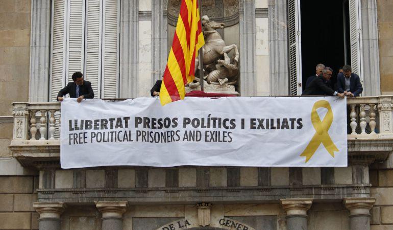 Pura deslealtad en la Generalitat