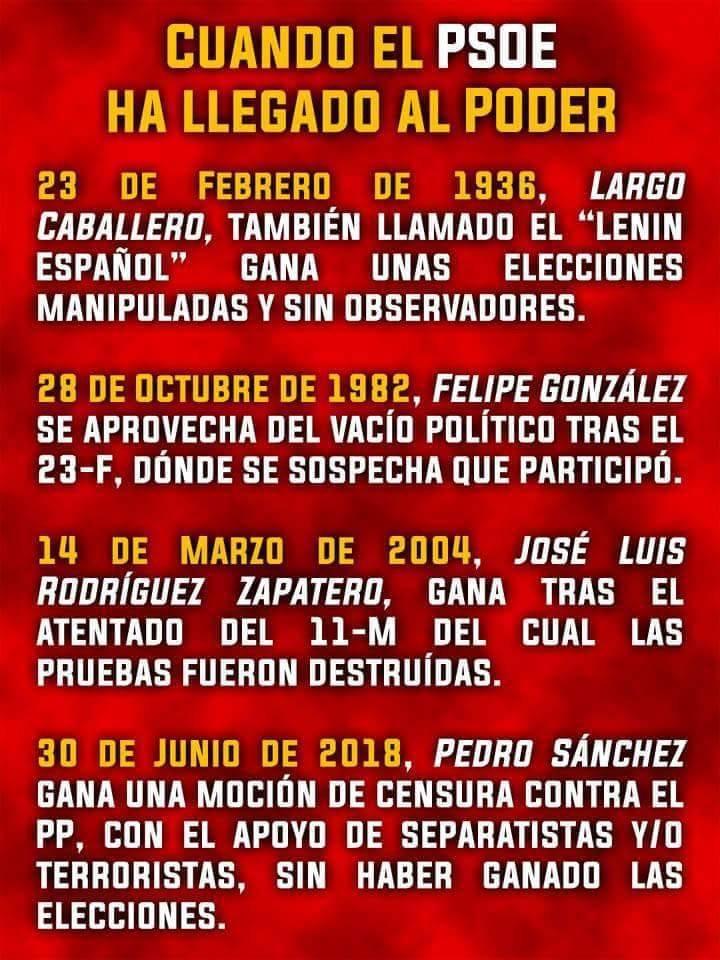 El gobierno de Pedro Sánchez se desangra a gran velocidad