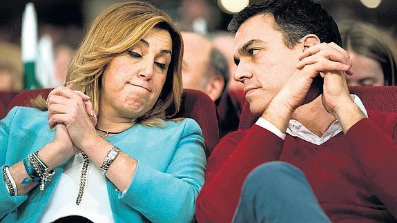El PSOE de Sánchez está infectado de comunistas