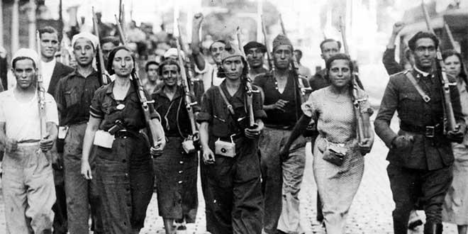 LA DEMOLICIÓN DE ESPAÑA ¡BIENVENIDOS A 1936!