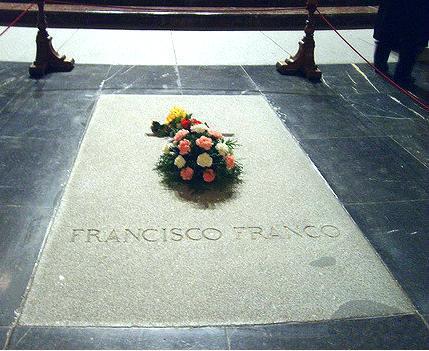 La venganza del general Franco