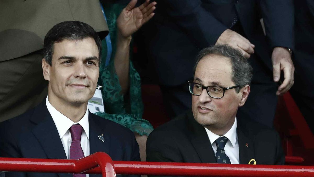 Tu destrozas a España y yo te apoyo. Una alianza del independentismo con el sanchismo que se resquebraja
