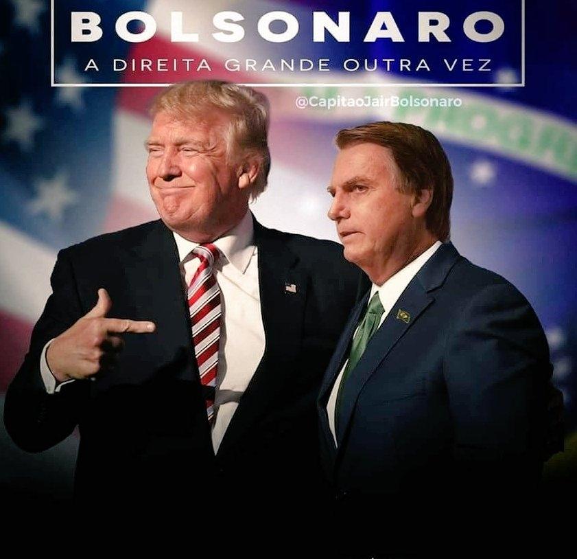 Bolsonaro y Trump: pronto se verán en la Casa Blanco las dos fuerzas políticas nuevas más poderosas de América