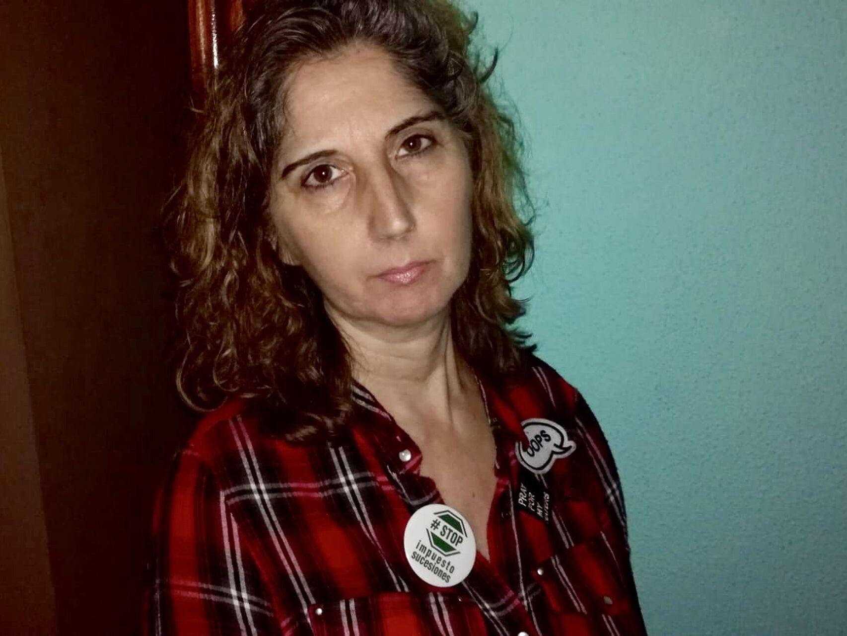 Dolores, la andaluza desempleada que ha quedado arruinada por el impuesto de sucesiones del socialismo