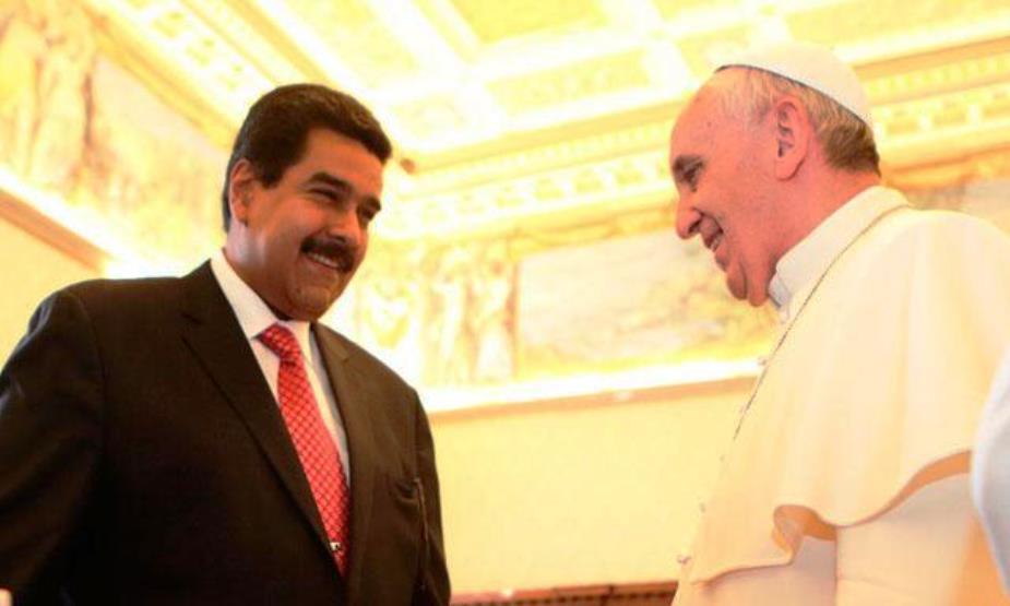El silencio del papa Francisco ante las atrocidades de Venezuela y Nicaragua empieza a ser un gran escándalo.