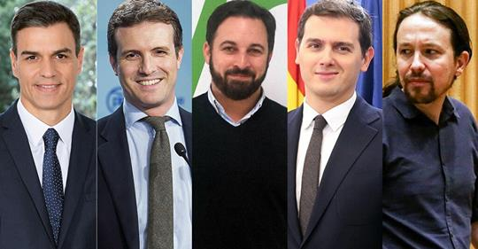 Candidatos 2019