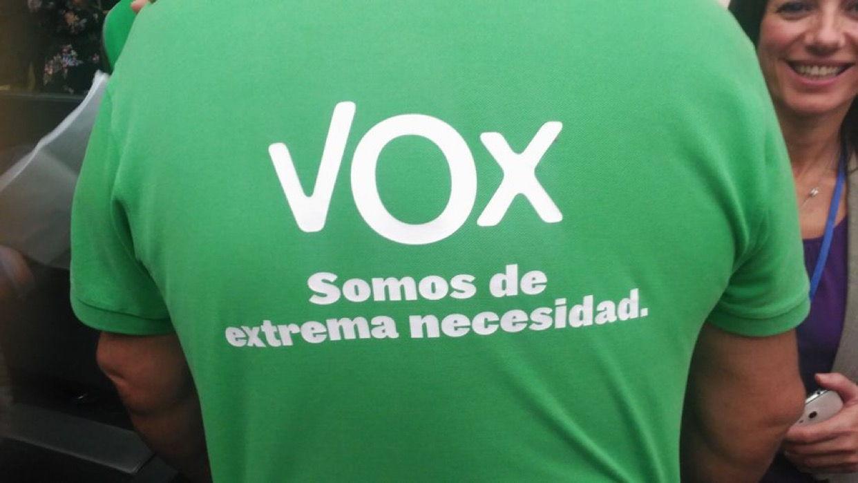 El avance de VOX se ralentiza