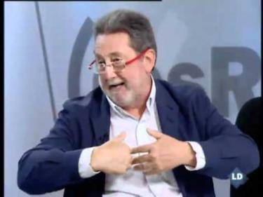Pedro de Tena, autor del artículo