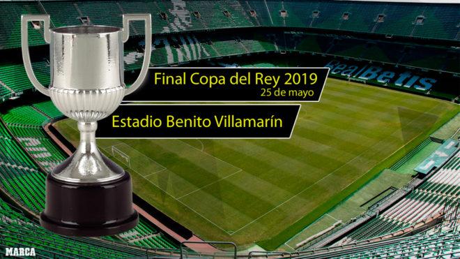 Hay que impedir que la chusma del Barça pite el himno y humille al Rey en la final de la copa, que se celebrará en el Benito Villamarín