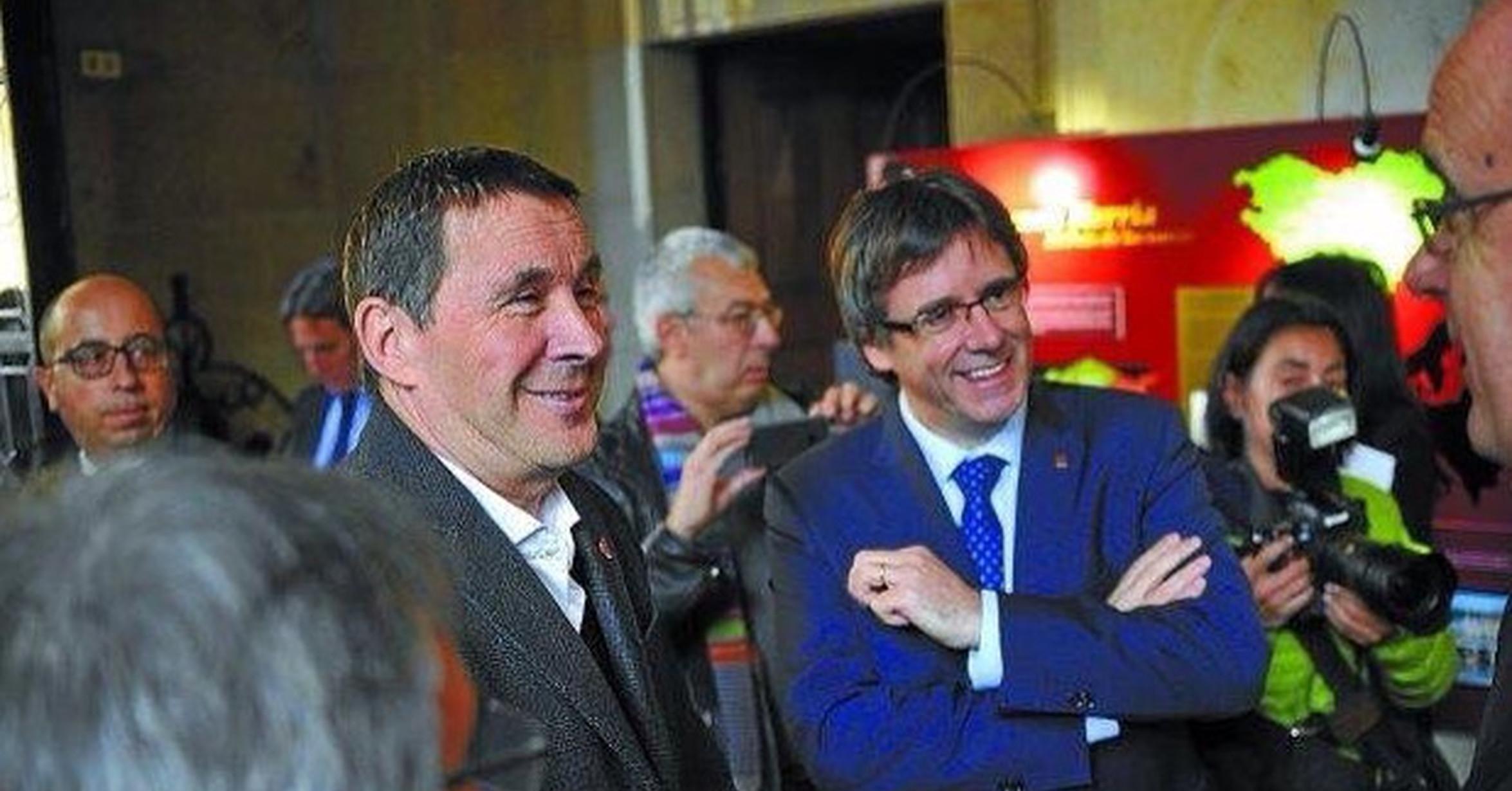 Verdugos de España elegidos por el pueblo