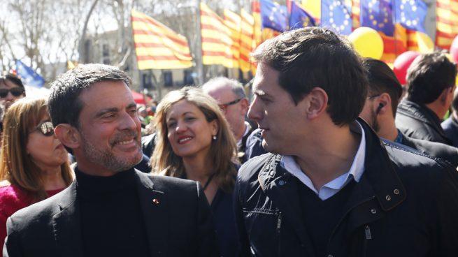 Rivera y Valls, unidos en el férreo boicot a VOX