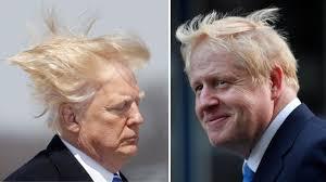 Trump-Johnson, unidos contra Europa y por los pelos