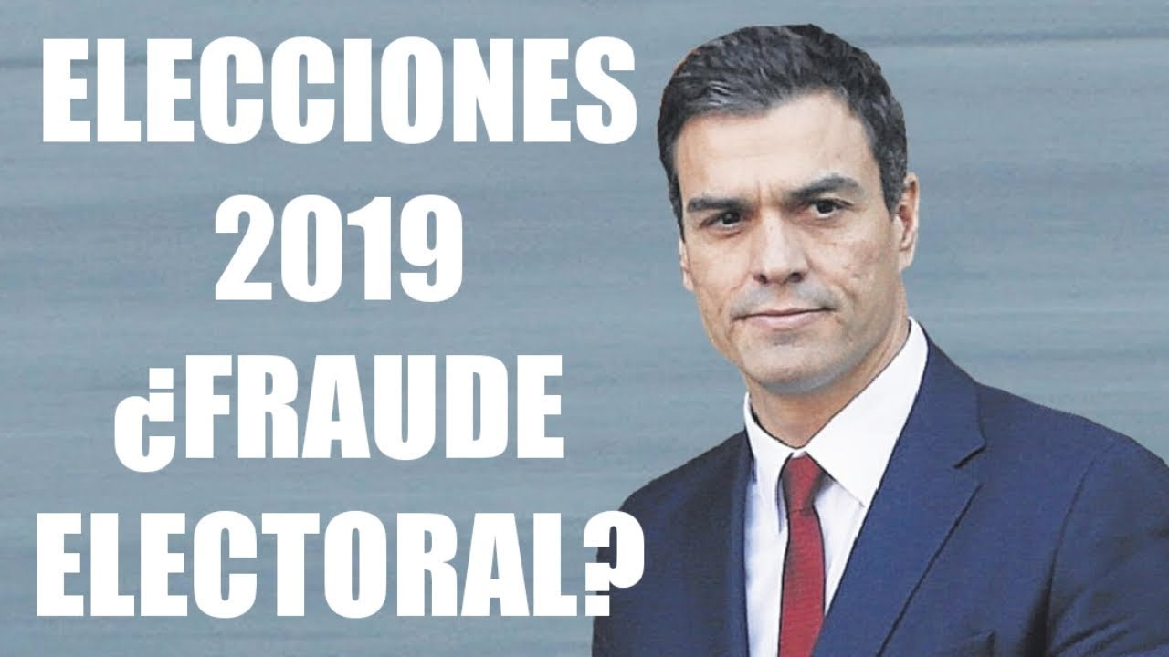 Internet ya está lleno de mensajes que ponen en duda la limpieza de los escrutinios electorales en España