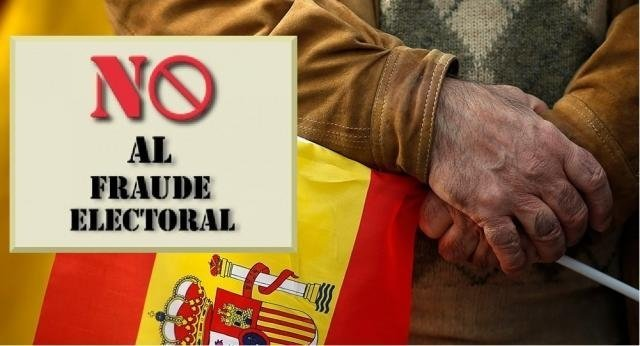 Miles de denuncias e imágenes contra el fraude lectoral en España minan la confianza de los ciudadanos en el sistema