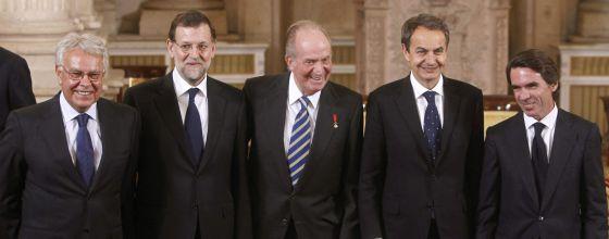 Éstos, junto con Pedro Sánchez, son los grandes culpables del actual drama de España y de nuestra decadencia en los últimos 40 años.