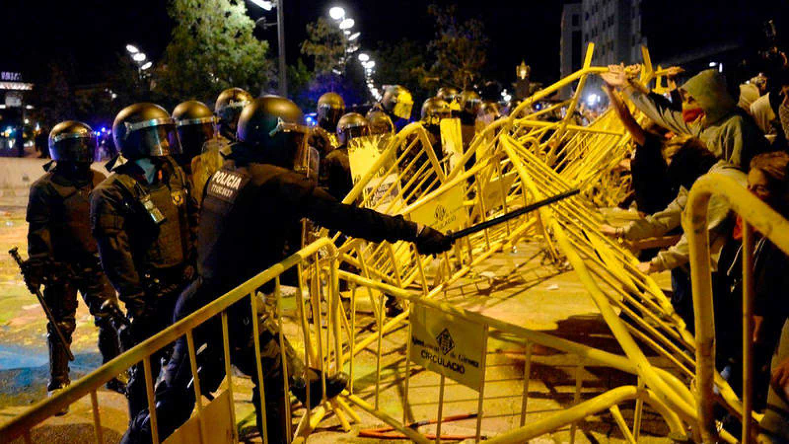 La ruta del odio catalana