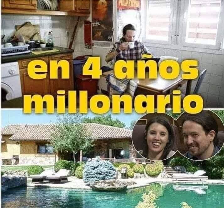 Pablo Iglesias, el mayor desastre político de la España actual