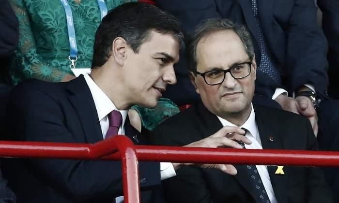 ESPAÑA: EL EMPERADOR ESTÁ DESNUDO Y APESTA