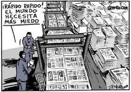 La cultura del miedo en la España de los políticos