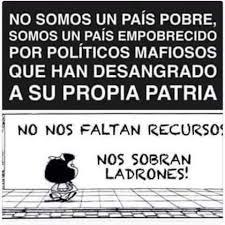 España no necesita políticos en el poder, sino personas decentes y preparadas