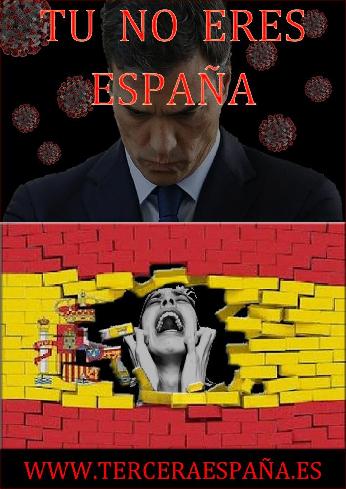 Uno de los miles de memes ante Sánchez, de calidad y alcance,que inundan las redes en España