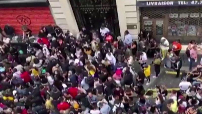 Botellones y fiestas sin mascarillas, la nueva normalidad de los jóvenes descerebrados españoles