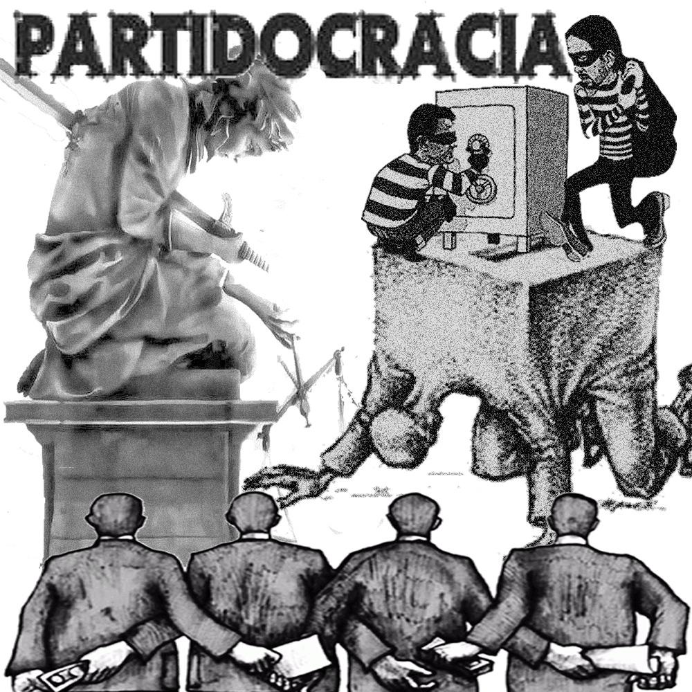 Brutal imagen de la España corrompida e injusta de Sánchez e Iglesias